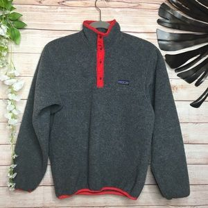 Patagonia Sinchilla Snap-T Fleece sweater size S